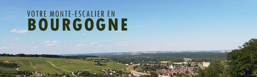 Demande de devis pour monte-escalier en Bourgogne