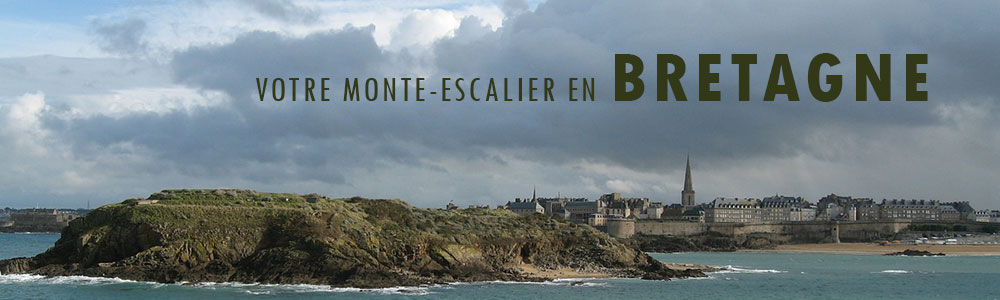 Demande de devis pour monte escalier en Bretagne