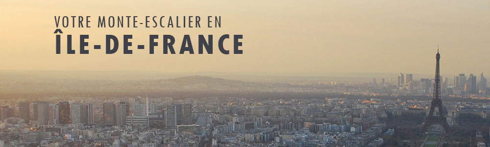 Devis de monte escaliers en Ile-de-France