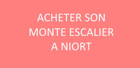 Article sur les monte escalier à Niort