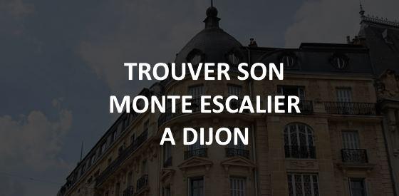 Article sur les monte escalier à Dijon