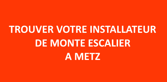 Article sur les monte escalier à Metz