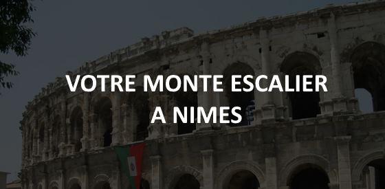 Article sur les monte escalier à Nîmes