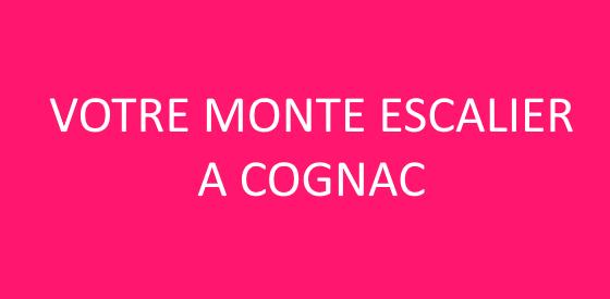 Article sur les monte escalier à Cognac
